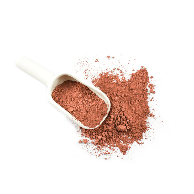 bodibar anti-ageing body scrub and mud mask spa treatment using australian pastel pink clay