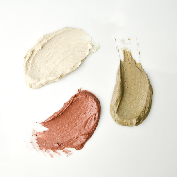 bodibar mud swatches featured from body scrub and mud mask treatments
