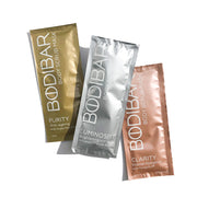 bodibar body scrub and mud mask trial pack
