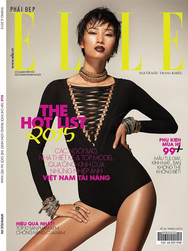 ELLE VIETNAM June 2015