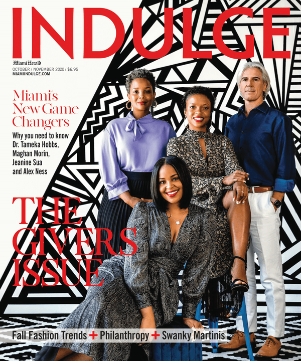 Indulge  Oct/Nov 2020