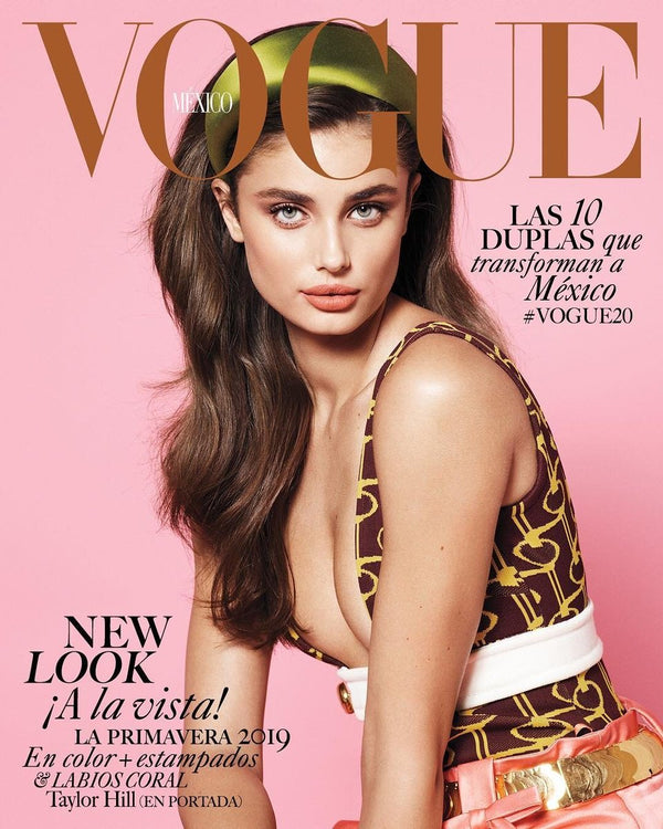 Vogue Latin America March 2019