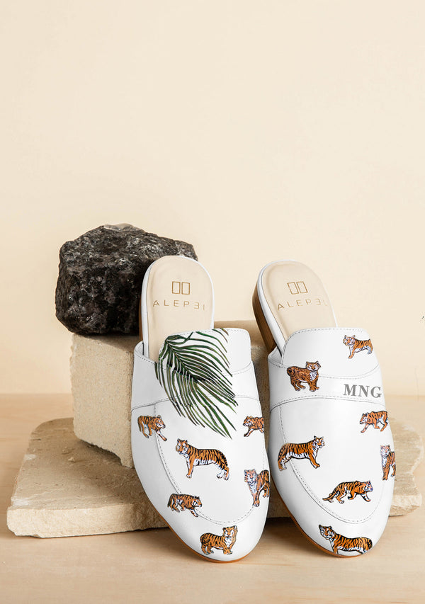 Mini Tigers White Mule