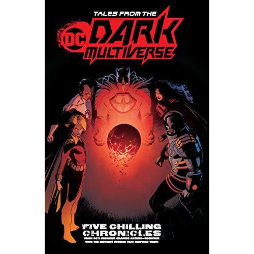 Tales from the DC Dark Multiverse - La Tienda de Comics