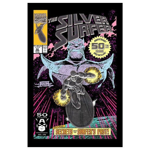Silver Surfer Epic Collection: Thanos Quest (Epic Collection: Silver Surfer) - La Tienda de Comics