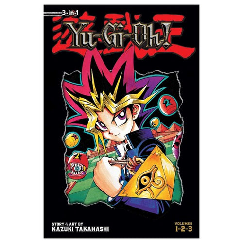 Yu-Gi-Oh! (3-in-1 Edition), Vol. 1: Includes Vols. 1, 2 & 3 (1) - La Tienda de Comics