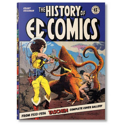The History of EC Comics