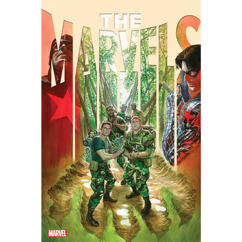 The Marvels #3 - La Tienda de Comics