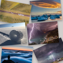 RMetS Weather Photographer of the Year 2019 Postcards