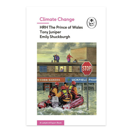 Ladybird Book - Climate Change