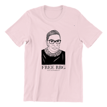 Load image into Gallery viewer, Free RBG T-Shirt