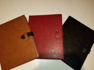 Leather Gaming Book Cover - LibrisArcana Exclusive