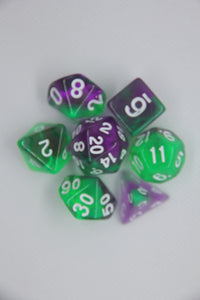 Premium Quarterly RPG Dice Subscription