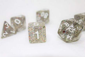 Glitter Role Playing Game Dice