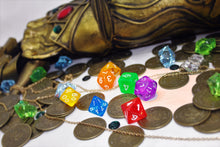 Load image into Gallery viewer, Premium Quarterly RPG Dice Subscription