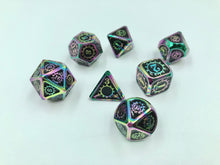 Load image into Gallery viewer, Premium Metal RPG Dice Subscription