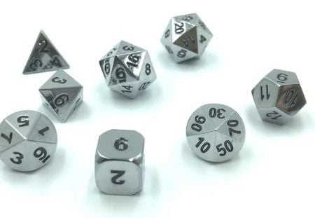 Premium Metal RPG Dice Subscription