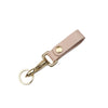 Leather Key Loop Natural