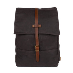Rucksack - Brown Waxed