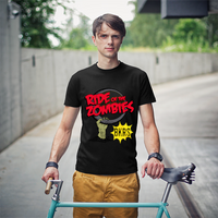 CAMISETA ZOMBIE RIDE. col2