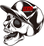 Calavera BKRS old school