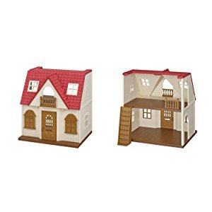 Epoch Calico Critters Red Roof Cozy Cottage