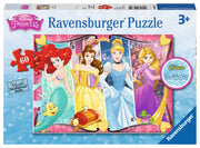 Disney Princess 60 Piece Jigsaw Puzzle by Ravensburger