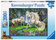 Mystical Unicorns 200 Piece Jigsaw XXL Puzzle by Ravensburger