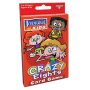 Playmonster Kids' Cards Games - Crazy Eights