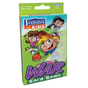 Playmonster Kids' Card Games - War