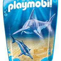 Swordfish with Baby Shark by Playmobil