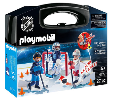 NHL Shootout Carry Case by Playmobil