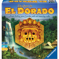 The Quest for El Dorado Game  by Ravensburger