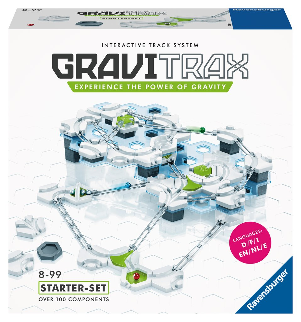 Lady and Leap Toy Shop Gravitrax Starter Set Image 1