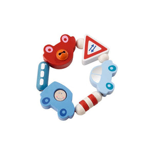 Clutching Toy - Toot Toot by HABA