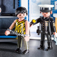Police Station Play Box by Playmobil