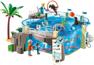Aquarium Building Set by Playmobil