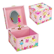 Pink Poppy My Fairytale Small Music Box