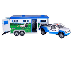 Breyer Reeves International Truck and Gooseneck Trailer