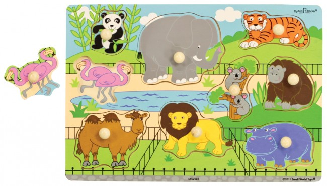 Lady And Leap Toy Shop Small World Toys Zoo Animals Lady And