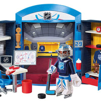 NHL Locker Room Play Box by Playmobil