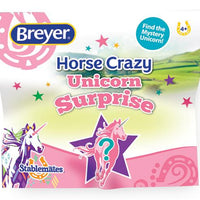 Breyer Reeves International Stablemates Mystery unicorn surprise