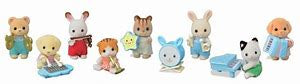 Epoch Calico Critters Blind Bags - Baby Band Series