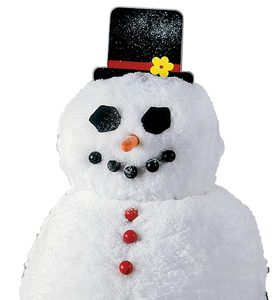 Decorate A Great Snowman Kit by HeartSong