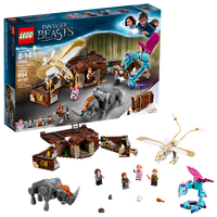 Lego Harry Potter Newt's Case of Magical Creatures