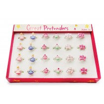 Great Pretenders Rings Variety