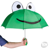 Lady And Leap Toy Shop - Friendly Frog Umbrella