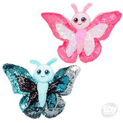 "Toy Network 10"" sequin butterfly"