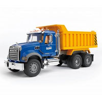 Bruder Toys - MACK Granite Tip up truck