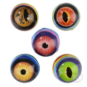 "1.75"" Colorful Eyeball Toy Hi-Bounce Ball"